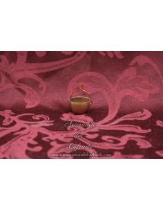 Cacerola de cobre para figuras Belen