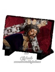 Pizarra rectangular del Cristo de las Penas de San Vicente de Sevilla