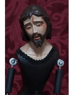 Cristo de Candelero de 60 ctm de altura
