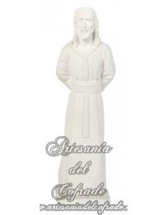 Cristo de la Bofeta de escayola de 18 cm