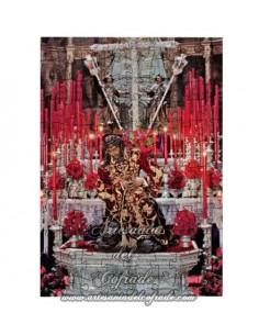 Puzzle de madera del Cristo de las Tres Caidas de Triana, solo en nuestra tienda online cofrade