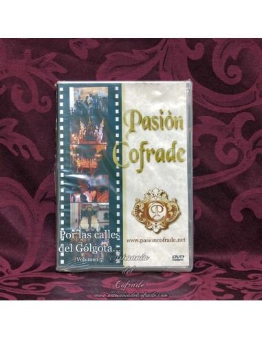 Dvd Semana santa Pasion cofrade -Por las calles del Golgota volumen 5-