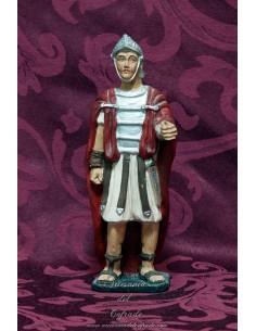 Figura de romano pintada de 17 ctm