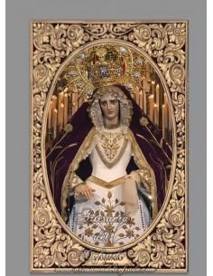 En venta cerámica de la Virgen del Traspaso de Jerez de la Frontera