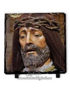 Pizarra cuadrada de Nuestro Padre Jesús Nazareno Rescatado de Cordoba
