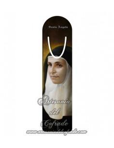 Marca página de Santa Angela de la Cruz