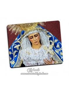 Bonita alfombra de ratón de la Virgen de las Angustias (Hermandad de los Gitanos)