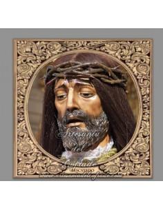 Azulejo cuadrado de Nuestro Padre Jesús Nazareno Rescatado de Córdoba