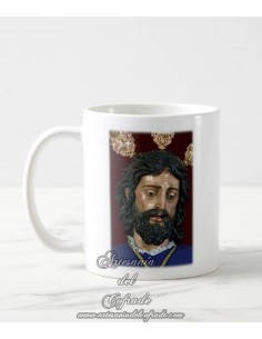 Taza con fotografia de Nuestro Padre Jesús de la Paz (Carmen  Doloroso)