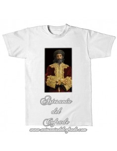 Camiseta del Cristo de la Sentencia de la Macarena de Sevilla
