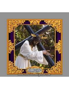 Se vende baldosa de cerámica de Jesús Nazareno del Amor de Cádiz
