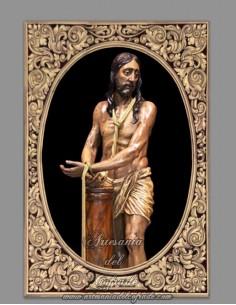 En venta cerámica del Cristo de las Misericordias de Sanlucar