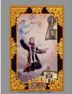 Azulejo rectangular del Beato Pedro Soler
