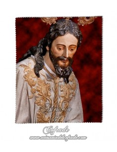 Toallita Limpia Gafas de Nuestro Padre Jesús del Silencio en el Desprecio de Herodes de Sevilla