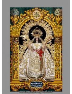 Se vende baldosa de cerámica de Nuestra Señora de la Palma Coronada de Cádiz