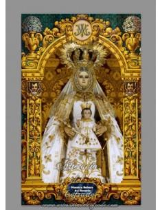 Se vende baldosa de cerámica de la Virgen del Rosario (Patrona de Cádiz)