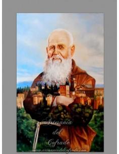 Se vende bonito azulejo de Fray Leopoldo de Alpandeire - Tienda Cofrade