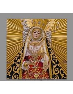 Cerámica de la Virgen de los Dolores de Cordoba.Más modelos en www.artesaniadelcofrade.com