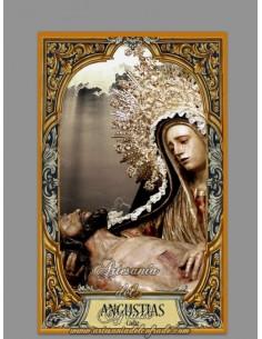 Se vende baldosa de cerámica de la Virgen de las Angustias de Cádiz (Caminito)