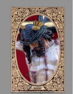 En venta esta cerámica del Cristo de las Aguas de Cádiz - Tienda Cofrade