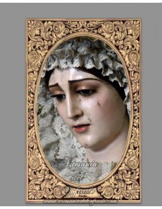 Se vende baldosa de cerámica de la Virgen de las Penas de Cádiz