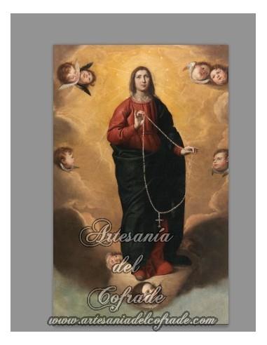 Se vende baldosa de cerámica de la Virgen del Rosario - Tienda de Articulos Religiosos