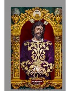 Se vende Cerámica del Cristo del Carmen Doloroso de Sevilla
