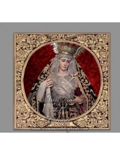 En venta cerámica de la Virgen de los Dolores de Jerez de la Frontera