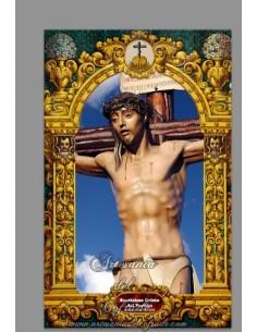 En venta cerámica con el Cristo del Perdón de Jerez de la Frontera