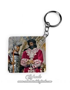 Llavero de Nuestro Padre Jesús de la Sentencia de Sevilla
