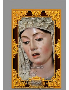 Se vende baldosa de cerámica de Nuestra Señora de la Soledad de Puerto Real (Cádiz)