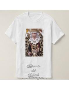 Camiseta con la Virgen de los Dolores del Cerro del Aguila de Sevilla