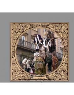 Se vende azulejo del Sagrado Descendimiento de Nuestro Señor Jesucristo de Málaga