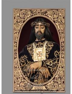 Se vende Cerámica de Nuestro Padre Jesús Cautivo y Rescatado (Medinaceli de San Fernando)