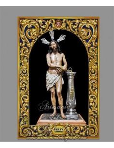 Se vende baldosa de Nuestro Padre Jesús de la Columna de Cádiz