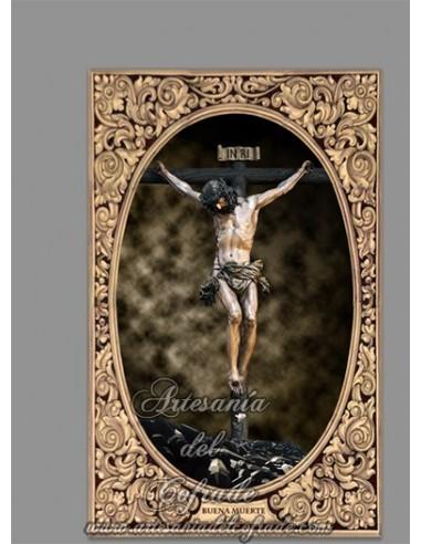 Se vende baldosa de cerámica del Cristo de la Buena Muerte de Cádiz - Tienda Cofrade