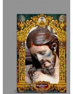 Se vende azulejo del Santísimo Cristo del Amor de Málaga - Tienda Cofrade