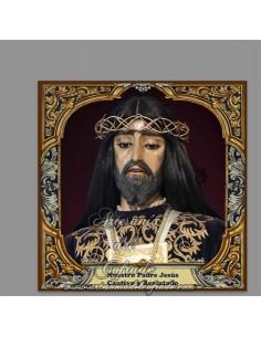 Se vende baldosa de Nuestro Padre Jesús Cautivo y Rescatado (Medinaceli de San Fernando)