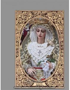 Se vende este azulejo de la Virgen del Buen Fin de San Fernando (Cádiz) - Tienda Cofrade