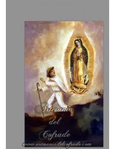 Se vende baldosa cerámica de la aparición de la Virgen de Guadalupe - Tienda Religiosa