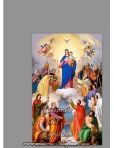 Se vende esta cerámica rectangular de María Auxiliadora - Tienda de Artículos Religiosos