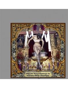 Se vende cerámica del Sagrado Descendimiento de Nuestro Señor Jesucristo de Jerez de la Frontera