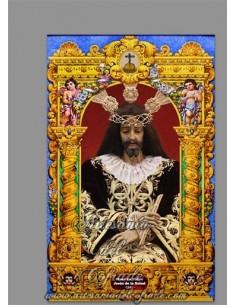 Se vende cerámica del Cristo de la Cigarreras de Cádiz - Tienda Cofrade