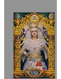 Se vende cerámica de la Virgen de la Estrella de Sanlucar de Barrameda (Cádiz)