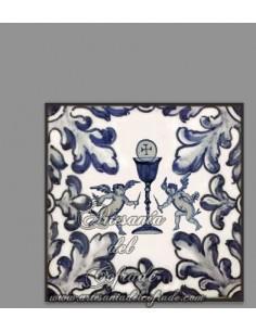 Se vende cerámica con motivo eucaristico - Tienda de Productos Religiosos
