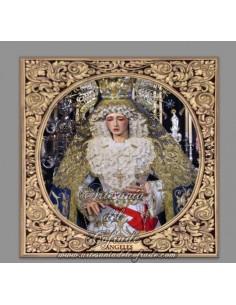 Se vende cerámica de la Virgen de los Ángeles de Sevilla - Tienda Cofrade