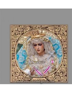 Se vende esta cerámica de la Virgen del Dulce Nombre de Malaga - Tienda Cofrade