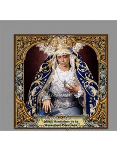 Se vende esta cerámica de María Santísima de la Amargura de Sevilla - Tienda Cofrade