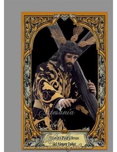 Se vende esta cerámica del Cristo del Mayor Dolor de Cádiz (Sanidad) - Tienda Cofrade Online