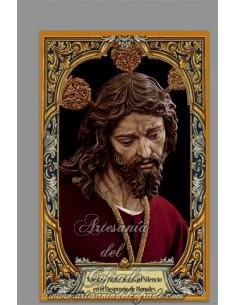Se vende esta cerámica del Cristo del Silencio en el Desprecio de Herodes de Cordoba